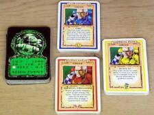 Full Deck Of Cards (Alien, Equipment, Orders)  Space Crusade - MB/GW #826