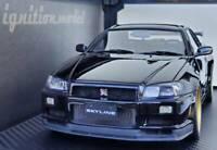 IG 1/18 Ignition Model Nissan R34 Skyline GT-R V-spec Ⅱ 0185