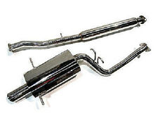 OBX Racing Catback Exhaust System 96-01 Subaru Impreza & Outback 2.2L/2.5L 2.5RS