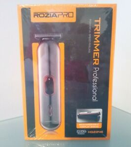ROZIA PLUS Beard Trimmer Electric Razor for Men Cordless Hair Clippers PRO