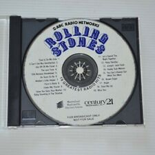 ROLLING STONES - 19 GREATEST RADIO HITS - RARE 1982 US CD PROMO BROADCAST ONLY