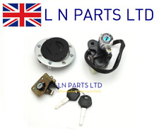 SUZUKI TL1000R complet Ignition Barrel, bouchon de carburant, clés & Lock Set 1998 - 2003
