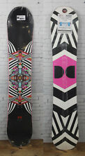 New 2016 DC Ply Womens Snowboard 153 cm