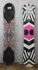 New 2016 DC Ply Womens Snowboard 153 cm