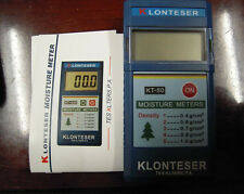 New Digital Inductive Wood Tree Timber Moisture Meter range: 2%-80% KT-50