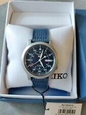Seiko 5 SNK807K2 automatic mens watch BLUE