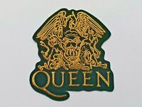 QUEEN (c) SEW ON or IRON ON ROCK MUSIC EMBROIDERED PATCH
