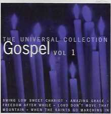 The Universal Collection - Gospel Vol 1 CD 2000
