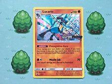 Pokemon - Lucario - SM95 - SM Ultra Prism - Prerelease Promo