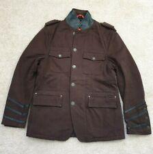 Bryan Husky Military Jacket Varvatos Sz. 52/42