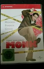 DVD / Monk - Season 2  ... Staffel 2
