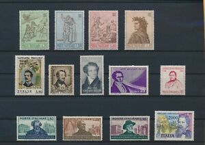 LO17885 Italy Vatican conductors & composers music fine lot MNH