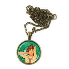 50-59.99 cm Modeschmuck-Halsketten & -Anhänger aus Glas