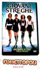GIOVANI STREGHE DVD 1^ ed. Columbia Pictures Ologr. Rett. SIAE Rosa Usato RARO