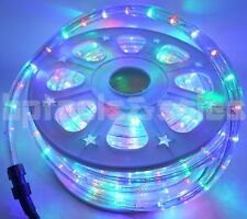50FT LED Rope Light 110V Home Party Christmas Decorative Indoor/Outdoor Lighting