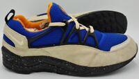 Nike Air Huarache Light Prem  Mowabb Trainers 708831-422 Blue/Sand UK9/US10/EU44