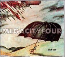MEGA CITY FOUR - IRON SKY - 1993 3 TRACK CD SINGLE
