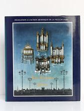 Les Orgues de Paris, Délégation à l'action artistique de la ville de Paris, 1992