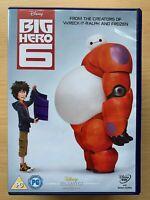 Big Hero 6 DVD 2014 Walt Disney's 53rd Animated Movie Classic