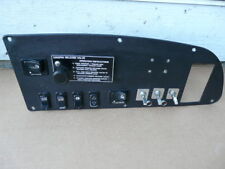 PETERBILT 387 Interior Dash Panel Control Switch Switches
