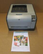 HP LaserJet CP1515n Workgroup Color Laser Printer CC377A