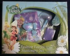 Disney Fashion Fairies STATIONERY SET - Ages 4+ Girls 2013 Imperial