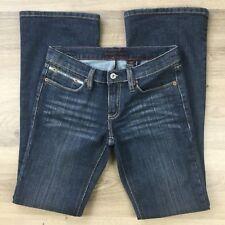 Buffalo David Bitton Women's Jeans Billy-X Boot Cut Size 26 Actual W28 L32 (BL3)