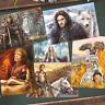 Lot 6 Modern Postcards Game of Thrones Art Russian Unposted Souvenir Gift Set