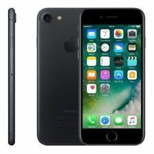 New Apple iPhone 7 32GB Black Unlocked Mobile Smartphone in Sealed Box