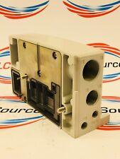 SMC MANIFOLD VALVE END PLATE VVQC4000-2A-1