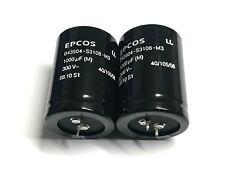 4x 18µf//300 V marché Condensateur ISOPHON