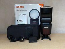 Godox V1c TTL Li-ion Round Head Camera Flash & XPRO trigger