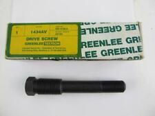 """Greenlee NEW Draw Stud 1434AV 3/4"""" x 5-1/2"""" Drive Screw Bolt 500-4188.6 in Box"""