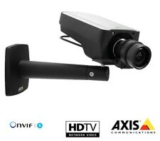 € 441+IVA AXIS Q1615 Network Camera HDTV 1080p 60 fps H.264 NEW FACTORY SEALED