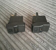 VW POLO PASSAT CORRADO SWITCH FOG LIGHT HEATED REAR SCREEN 535941535 /535959621