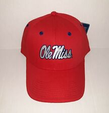 Ole Miss Rebels Adjustable Hat Embroidered Mesh Back Cap …