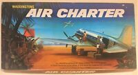 Air Charter Game 1970 Waddingtons Air Cargo Trading 100% Complete see pics