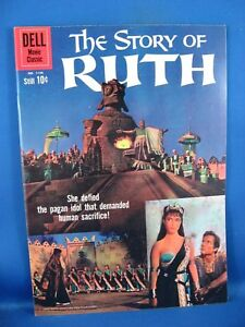 Four Color #1144 - The Story of Ruth (Sep 1960, Dell) NM HIGH GRADE