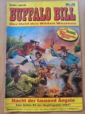 BUFFALO BILL 661 BASTEI VERLAG 1984
