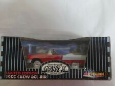 1955 Chevy Bel Air Pedal Driven Car Gearbox Limited Edition Die-Cast 1997