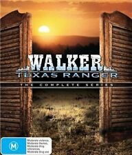 Walker Texas Ranger: Series 1, 2, 3, 4, 5, 6, 7 & 8 DVD Box Set R4 New Sealed