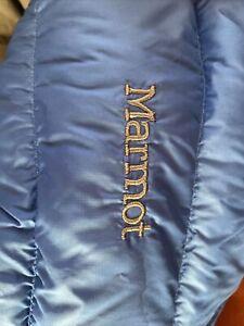 Marmot Mens XXL Electric Blue Coat