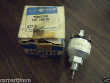 Sunbeam/Rootes Lucas Switch NEW Old Stock 75062946