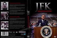 JFK Assassination (DVD, 2013) NEW CELLOPHANE WRAPPED ITEM