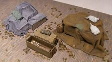 Reality In Scale 35102 - Cargo Loads 2- 1:35 scale resin diorama accessory