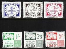 100662/Jersey 1969-im porto 1/6 - ** - m € 70,00