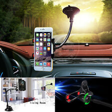 Car Mount Holder Bracket Rotate Stand for iPhone X 8 7 Plus Samsung Galaxy S9 S8