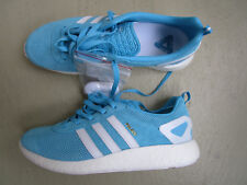 Palace Skateboards X Adidas Pro Pure Boost 45 1/3 Originals Blue/White/Gold