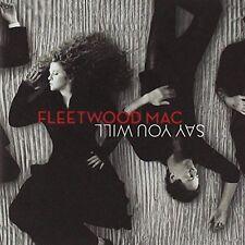 Fleetwood Mac - Say You Will CD Stevie Nicks Lindsay Buckingham Mick