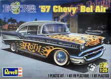 1957 Chevy Bel Air Ed Roth 1:25 Model Kit Bausatz Revell 4306 Chevrolet